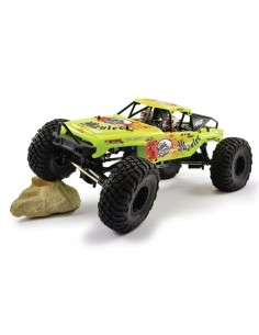 FTX - FTX5575Y - FTX MAULER 4X4 ROCK CRAWLER 1/10 RTR  - Hobby Sector