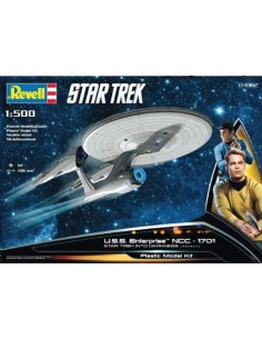 U.S.S. Enterprise NCC-1701 Star Trek Into Darkness