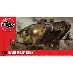 Airfix - WWI Male Tank