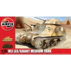 Airfix - M3 Lee/Grant Medium Tank