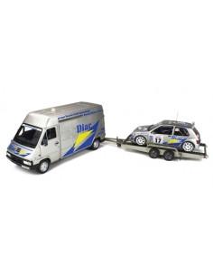 Rally Set Tour de Corse Clio Maxi 1995