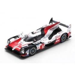 TOYOTA TS050 Hybrid No.8 Buemi / Nakajima / Alonso Winner 24H Le Mans 2018