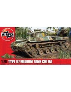 Airfix - Type 97 Medium Tank Chi Ha