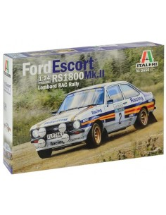 Ford Escort RS1800 Mk.II Lombard RAC Rally