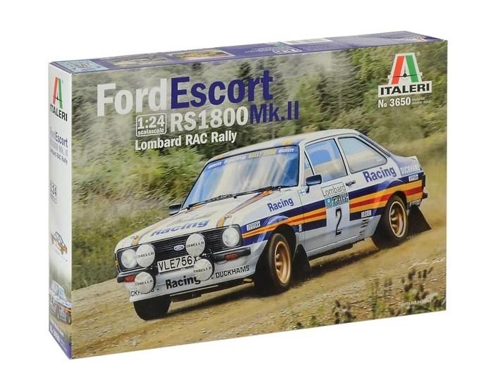 Ford Escort RS1800 Mk.II Lombard RAC Rally