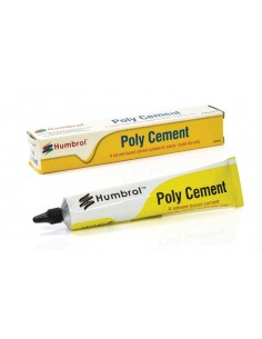 Humbrol Poly Cement Glue - Tube 24ml