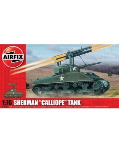 Airfix - Sherman 'Calliope' Tank
