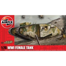 Airfix - WWI Female Tank