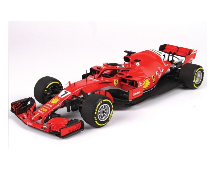 Ferrari SF71-H K. Raikkonen GP Australia 2018