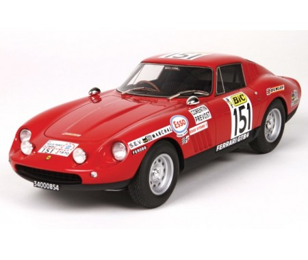 Ferrari 275 GTB Corentin / Prevost Tour De France 1970