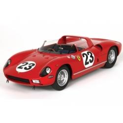Ferrari 250 P Surtees / Mairesse No.23 24H Le Mans 1963