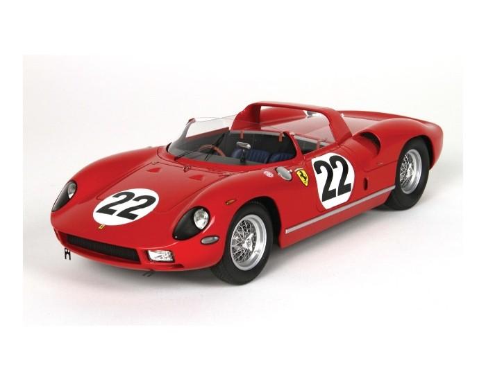 Ferrari 250 P Parkes / Maglioli No.22 24H Le Mans 1963