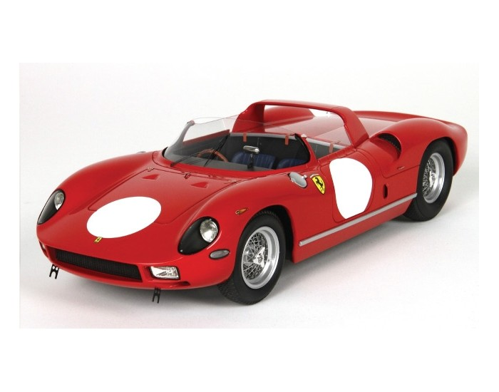 Ferrari 250 P Press Version 1963