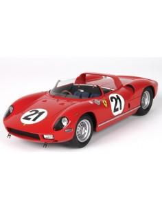 Ferrari 250 P Scarfiotti / Bandini No.21 Winner 24H Le Mans 1963