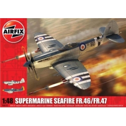 Airfix - Supermarine Seafire FR.46/FR.47