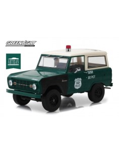 FORD BRONCO 1966 NEW YORK POLICE