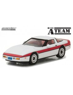 CHEVROLET CORVETTE C4 1984 THE A TEAM