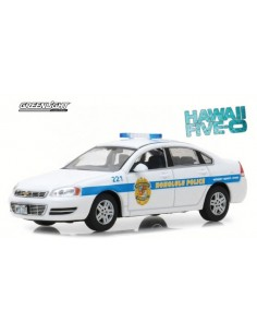 CHEVROLET IMPALA 2010 POLICE HONOLULU HAWAII FIVE-0
