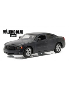 DODGE CHARGER 2006 POLICE DARYL DIXONS THE WALKING DEAD
