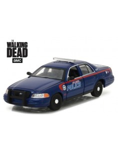 FORD CROWN VICTORIA 2001 POLICE ATLANTA THE WALKING DEAD