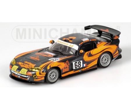 Minichamps - 400031468 - CHRYSLER VIPER- DUPUY/THEVENIN/MARQUES - SCORP MOTORSPORT COMMUNICATION - 24H LE MANS 2003  - Hobby ...