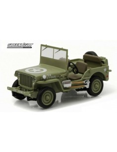 JEEP WILLYS C7 1944 US ARMY