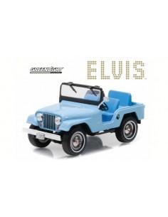JEEP CJ 5 1963 ELVIS PRESLEY