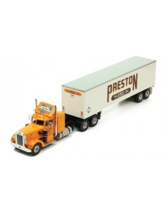 PETERBILT 350 1952 PRESTON PEOPLE
