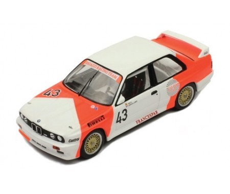 BMW E30 M3 SALA-GROUILLARD No.43 WTC 1987