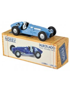 TALBOT-LAGO T26C LOUIS ROSIER No.24 WINNER GP BELGIUM 1949