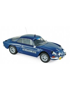 ALPINE RENAULT A110 1600S 1971 GENDARMERIE