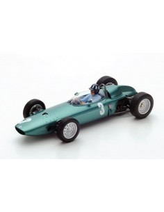 BRM P57 Graham Hill No.3 Winner South African GP World Champion 1962