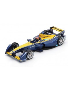 Renault e.dams Sébastien Buemi No.9 Champion Season 2 2016