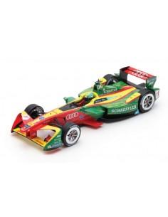 Audi Sport Abt Schaeffler Formula E Lucas di Grassi No.11 Champion Season 3 2017