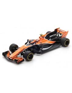 McLaren Honda MCL32 Stoffel Vandoorne No.2 Australian GP 2017