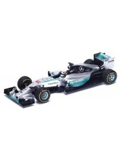 Mercedes W06 Lewis Hamilton No.44 Australian GP 2015