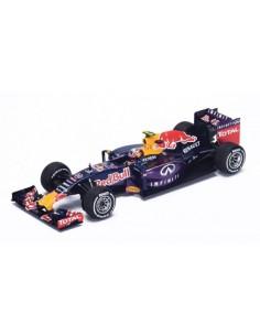 Red Bull RB11 Daniil Kvyat No.26 Autralian GP 2015
