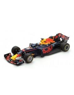 Red Bull RB13 Daniel Ricciardo No.3 Spanish GP 2017