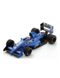 LIGIER JS31 René Arnoux No.25 Japanese GP 1988