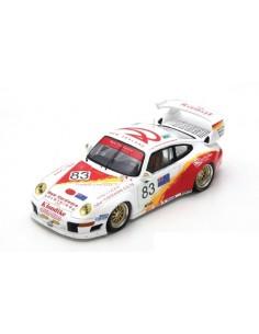 PORSCHE 911 GT2 No.83 LE MANS 1996
