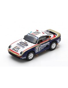 PORSCHE 959 No.185 PARIS-DAKAR 1985