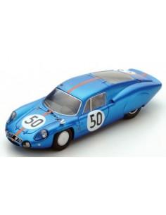 ALPINE RENAULT M64 No.50 LE MANS 1965