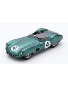 Aston Martin DBR1 No.4 Le Mans 1959