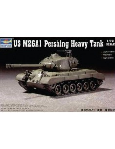 US M26A1 Pershing Heavy Tank