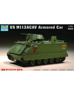 US M113ACAV Armored Car