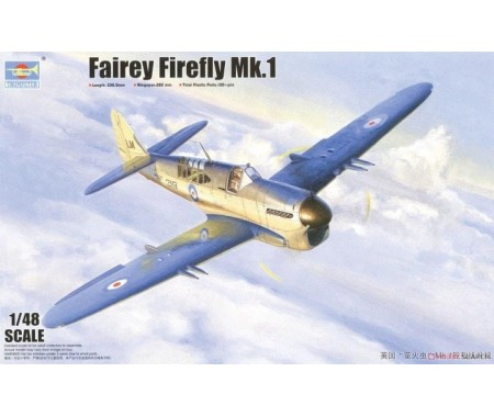 Trumpeter - 05810 - Fairey Firefly Mk.I  - Hobby Sector