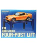 Adjustable Four-Post Lift For Diecast