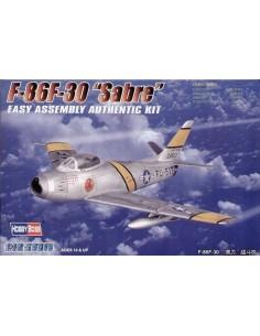 Hobby Boss - 80258 - F-86F-30 Sabre - Easy Assembly Kit  - Hobby Sector