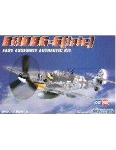 Bf109 G-6 (late) - Easy Assembly Kit