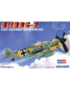 Bf109 G-2 - Easy Assembly Kit